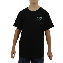 JetPilot Flagged Youth Tee - Black