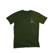 JetPilot Nuclear Youth Tee - Green