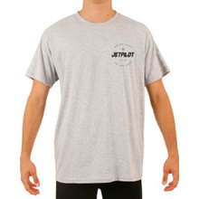 JetPilot Full Circle S/S Mens Hydro Tee - Ice Marle