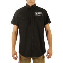 JetPilot Shop Mens Shirt - Black