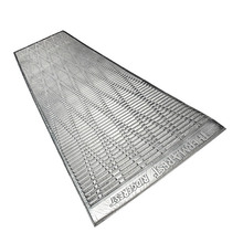 Thermarest RidgeRest Solar Mattress/Sleeping Pad - Silver