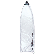 Ocean & Earth Board Skin Fish Surf Cover