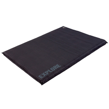 Explore Planet Earth Camper Super Deluxe Double - 10.0cm Hiking Mat