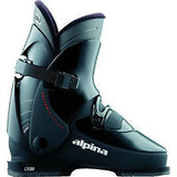 ALPINA SKI BOOT R3.0 JUNIOR Black
