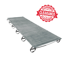 Thermarest LuxuryLite UL Cot - Grey - Regular