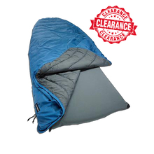 Thermarest Tech Blanket - Blue - Small