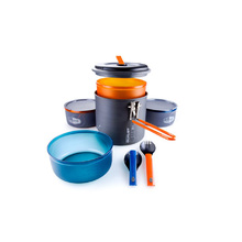 GSI Pinnacle Dualist Cook Set - Dark Grey - 588 gr