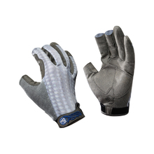 Buff Gloves - Fighting Work Gray Scale - L/XL