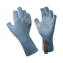 Buff Gloves - Water Glacier Blue - M/L