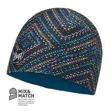 Buff Microfibre & Polar Hat Beanie - Lighting Multi