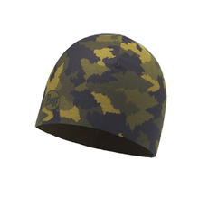 Buff Microfibre & Polar Hat Beanie - Hunter Military