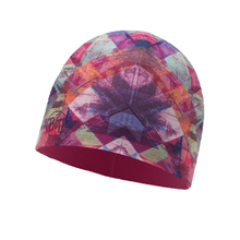 Buff Microfibre & Polar Hat Beanie - Star Flake Multi