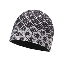 Buff Microfiber Hat - Jing Multi Black