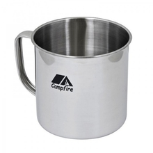 Campfire Stainless Steel Mug