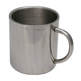 Campfire Stainless Steel Double Wall Mug
