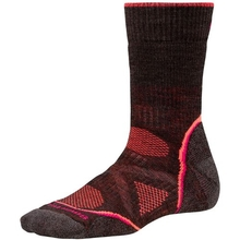 Smartwool Women's PHD Outdoor Md Crew Sock Chestnut
