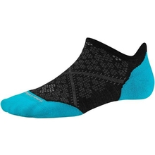 Smartwool Women's PHD Run Light Elite Micro Socks Black/Cap