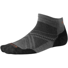 Smartwool PHD Run Light Elite Low Cut Socks Graphite