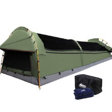 Double Size Canvas Tent- Celadon