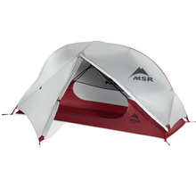 MSR Hubba NX Hiking Tent Cream/Red