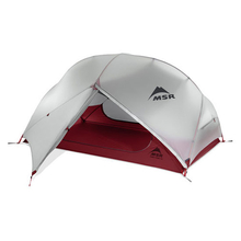 MSR Hubba Hubba™ NX Hiking Tent Cream/Red