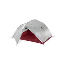 MSR Papa Hubba NX Hiking Tent Cream/Red