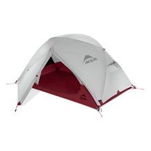MSR Elixir 3 Hiking Tent Cream RED
