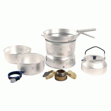 Trangia 25-2 Ultralight Aluminium Cooker with Kettle