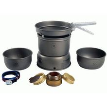 Trangia 27-1HA Small Hard Anodized Alloy Storm Cook Set