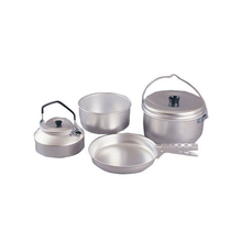 Trangia Camping Set 24 Kettle With Bail Camp Set-24
