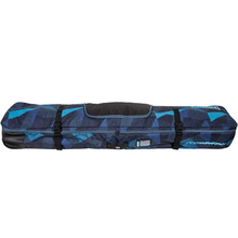 Nitro Tracker Wheelie Snowboard Bag Blue 159cm