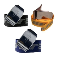 Mirage Webbing Weight Belt with Stainless Steel Buckle