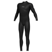 Mirage Men's Superstretch Steamer 1.5mm Wetsuits - Black