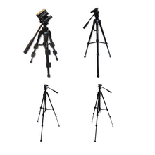 Carson TriForce 3-Way Pan-Head Tripod