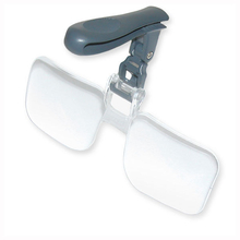 Carson VisorMag Clip On Hat Magnifying Glasses