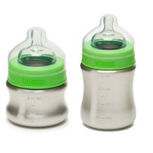 Klean Kanteen Kid Kanteen Baby Bottle Stainless Steel