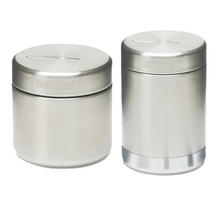Klean Kanteen 16oz Food Canister with Brushed Stainless Lid