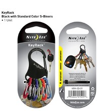 Nite Ize Key Rack - (Black)
