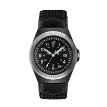 Traser P5900 Type 3 Military with Nylon Leather Band Watch