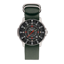 Traser Long Life with Grey Nylon Band Watch
