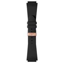 Traser Silicone Band Sporty No. 24 - (Black)