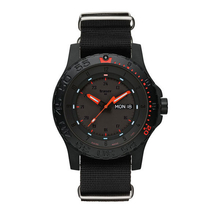 Traser H3 P6600 Red Combat with Nato Band Watch