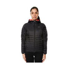 XTM Ladies Puffer Stuff-It Reversible Jackets - Black
