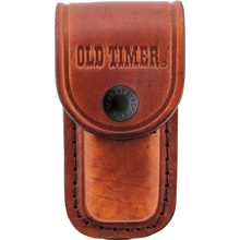 Schrade Leather Brown Sheath