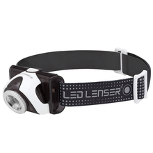 LED Lenser SE5R grey reflect HB/ Rech Batt/USB Ca