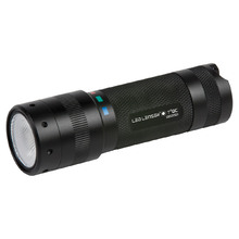 LED Lenser T Square QC / Tactical 4 Colour Torch