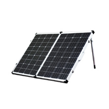 Hillcrest 12V 200W Caravan Boat Camping Power Folding Solar Panel