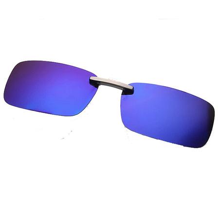 96536bfa001 Polarized Clip On Sun Glassess Sun Glassess Driving Night Vision Lens For  Metal Frame Glasses