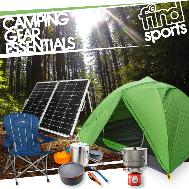 Camping Gear