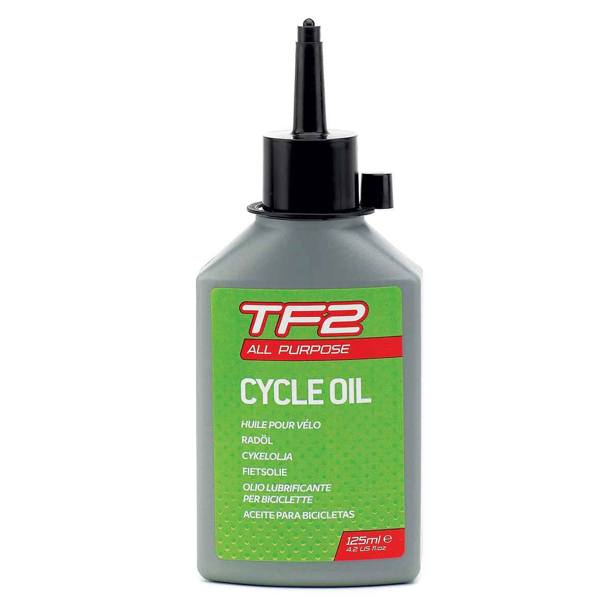 Weldtite TF2 Cycle Oil 125ml, Display Box Of 10pcs